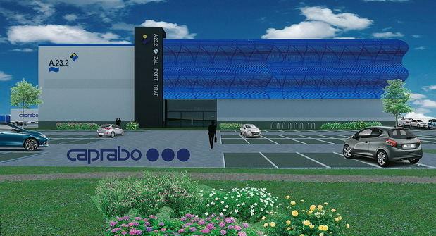 Caprabo invierte 20 millones en su nueva sede de El Prat
