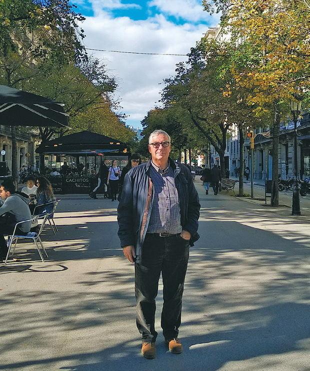 """Josep Pérez Moya: """"No hi ha res més apassionant que la política local, perquè la implicació del regidor és molt forta"""""""