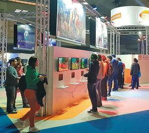 L'Hospitalet, pionera de los eSports para móviles en la Barcelona Games World