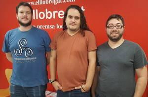 El Baix se tiñe de 'Violeta' contra la discriminación del colectivo LGTB+