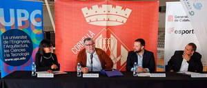 Cornellà, seu dels Campionats de Catalunya Universitaris 2018