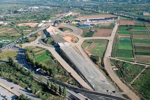 El Baix, infraestructurado