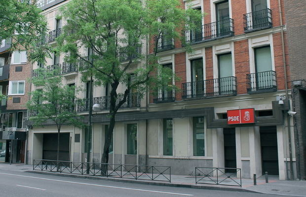 El PSOE vive de la fama
