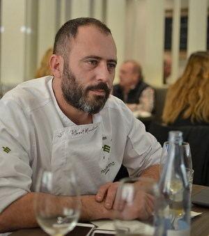 Albert Mendiola, chef del Marimorena, abrirá otro restaurante en Barcelona