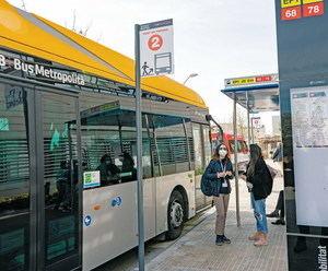 El transporte público se conjura para robar al coche un 3% de sus usuarios