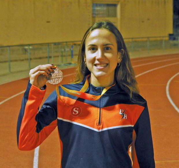 """""""Nunca me he sentido en inferioridad por ser mujer, el atletismo es un deporte igualitario"""""""