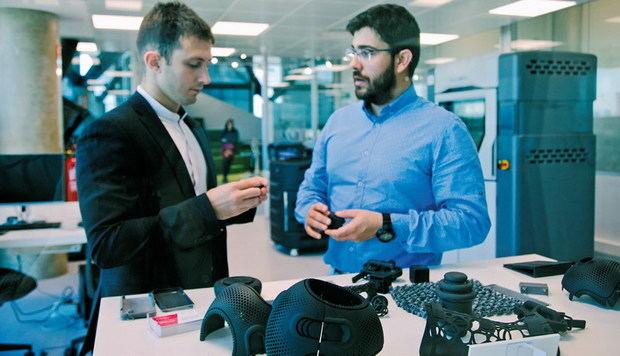 La 3DFactory Incubator acoge 55 empresas en sus primeros dos años