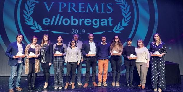 Profetas en su tierra: El Llobregat entrega sus quintos premios