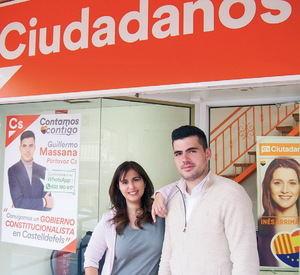 La ex teniente de alcalde popular de Castelldefels Sonia Motos se suma al proyecto de Ciudadanos liderado por Guillermo Massana