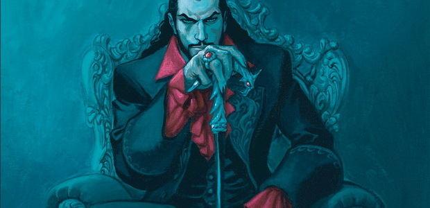 Vampiros y viñetas