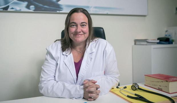 Doctora Patricia Such, responsable del departamento de Health, Safety and Emergencies del Grupo Seat y Empresas del Grupo VW en España.