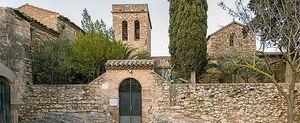 Molins y Barcelona pugnan por Santa Creu d'Olorda