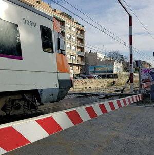 Los vecinos decidirán cómo será el Sant Feliu sin vías