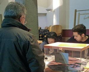 La fragmentación del voto amenaza a los alcaldes