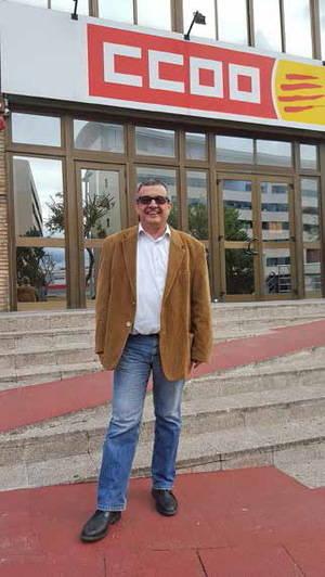 """Francesc Castellana: """"El sindicalisme ha de reivindicar territori i condicions de vida"""""""