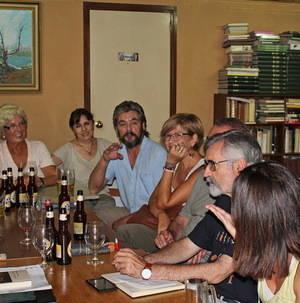 Preguntes sobre l'embriaguesa, fins i tot la del vi, al Café Filosòfic d'Esplugues