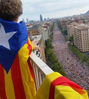 Una alta participació al Baix i L'Hospitalet pot aigualir la majoria independentista