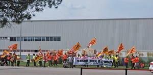 Rechazo unánime de los grandes sindicatos de Seat a la visita de Rajoy