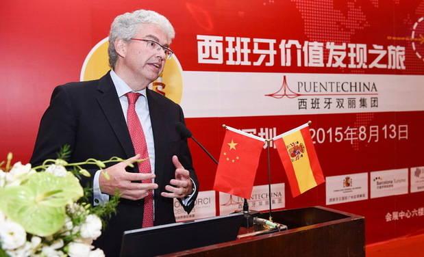 El polígono de la Zona Franca ofrece parcelas a empresas industriales y logísticas chinas