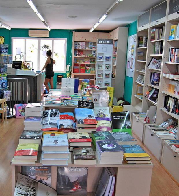 Els Nous Rals: de llibreria a cooperativa per la crisi