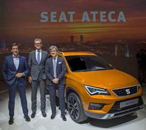 Martorell diseña el Ateca, el primer SUV de Seat