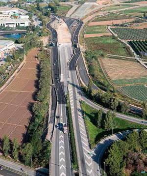 Sant Boi estreny a Foment per connectar les dues autopistes, la primera peça del nou 'skyline'