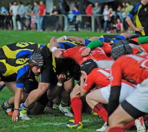 Castelldefels Rugby Union Club, a la conquista de la liga nacional