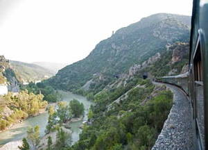 Els trens turístics d'FGC et porten al naixement del Llobregat i el seu entorn