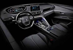 Nuevo Peugeot i-Cockpit®, un viaje de sensaciones