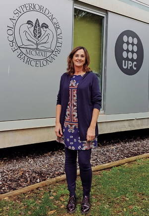 La UPC sembra les bases del futur de l'agricultura en un entorn urbà