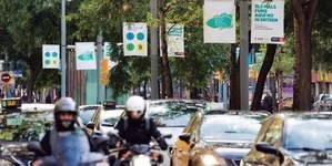 Zona de baixes emissions per lluitar contra la contaminació