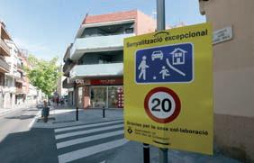 Sant Boi lidera las ciudades post pandemia con sus pioneras zonas 20