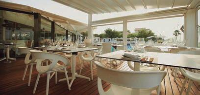 """Restauración y turismo de Castelldefels se animan con el sello de calidad """"covid-free"""""""