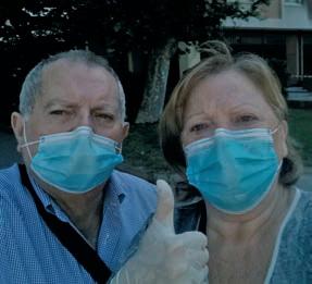 Hasta que ni el coronavirus nos separe