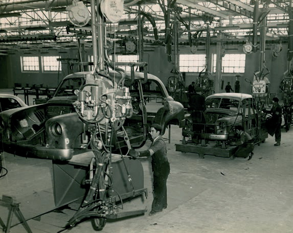 Hace 70 años que SEAT puso a España sobre ruedas y dinamiza la industria de la comarca