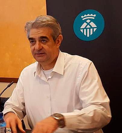 Francesc J. Belver, primer tinent d'alcalde de L'Hospitalet, és el president del Consell Comarcal del Barcelonès