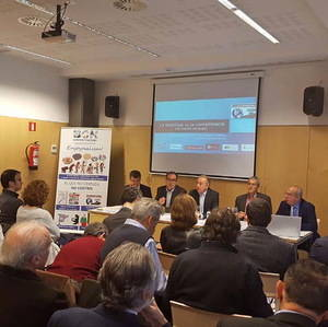 Poveda pide destinar los peajes del entorno de Barcelona a la mejora del transporte público