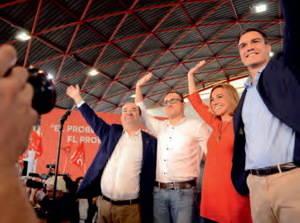 La precampanya arrenca amb representants del Baix a la primera línia de la política