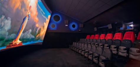 """""""El cinema està superant una crisis molt important; malgrat això, no s'ha pogut recuperar de la batacada de l'IVA cultural"""""""