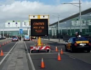 El sector del taxi convoca un paro de 12 horas para mañana jueves
