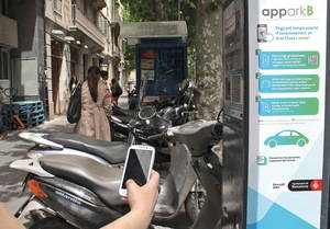 L'apparkB arribarà als municipis de la demarcació de Barcelona