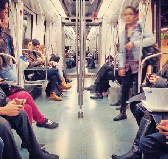 La ciutadania manté viu el debat sobre el transport públic