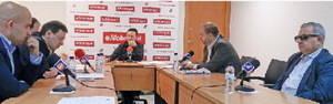 El Llobregat celebra el único debate electoral a nivel comarcal