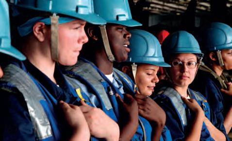 La seguretat laboral suspèn al sector serveis