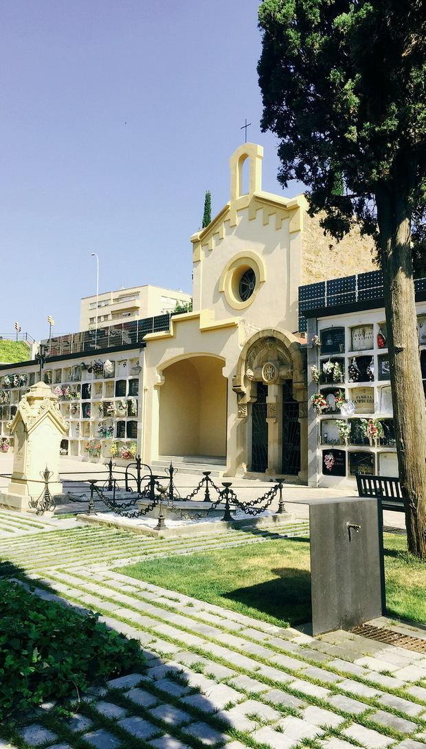 La polémica de los nichos del cementerio de Sant Feliu llega a los tribunales
