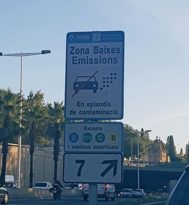 """""""Sacar los coches de las ciudades"""" para una movilidad sostenible"""