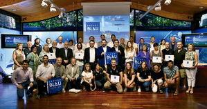 Esport Blau Escolar: promoure la vela i el respecte pel litoral entre els joves
