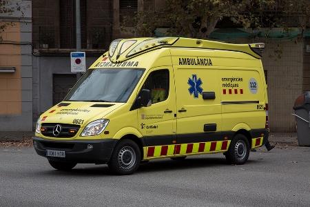 Muere un hombre mientras trabajaba en una obra en Sant Vicenç
