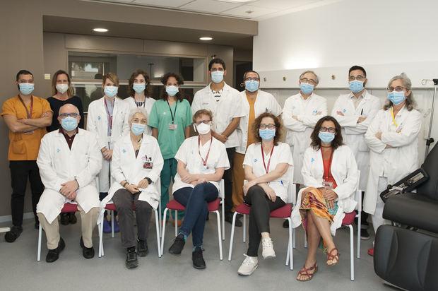 El Hospital de Bellvitge lidera el primer ensayo para evitar las letales secuelas del coronavirus en los pulmones