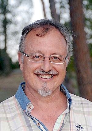 Albert Massana, candidato a la alcaldia de ERC en Gavà.